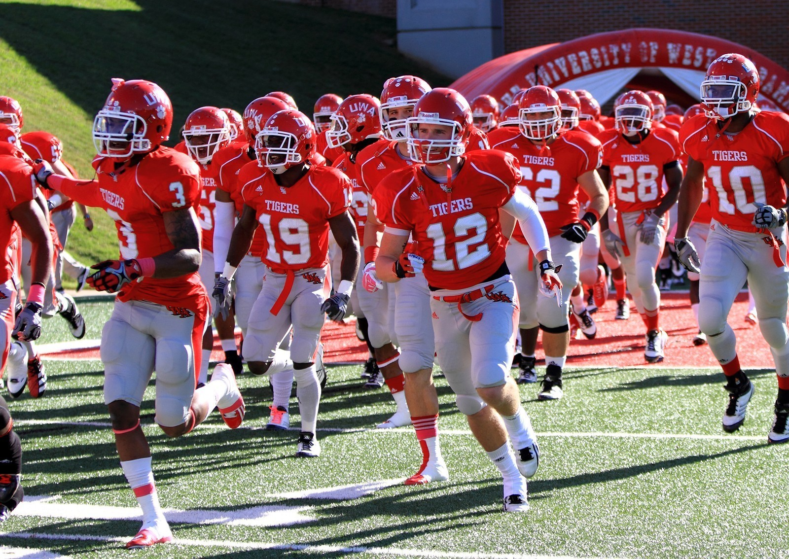 west alabama announces 2014 football schedule - university of west