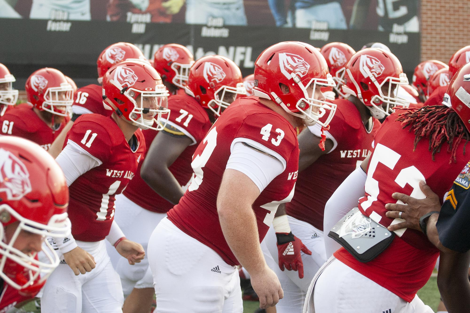 Tigers Add Angelo State To 2020 Football Schedule University Of West Alabama Athletics