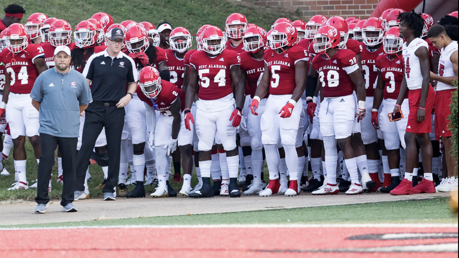 2020 Uwa Football Schedule Features Six Home Games University Of West Alabama Athletics